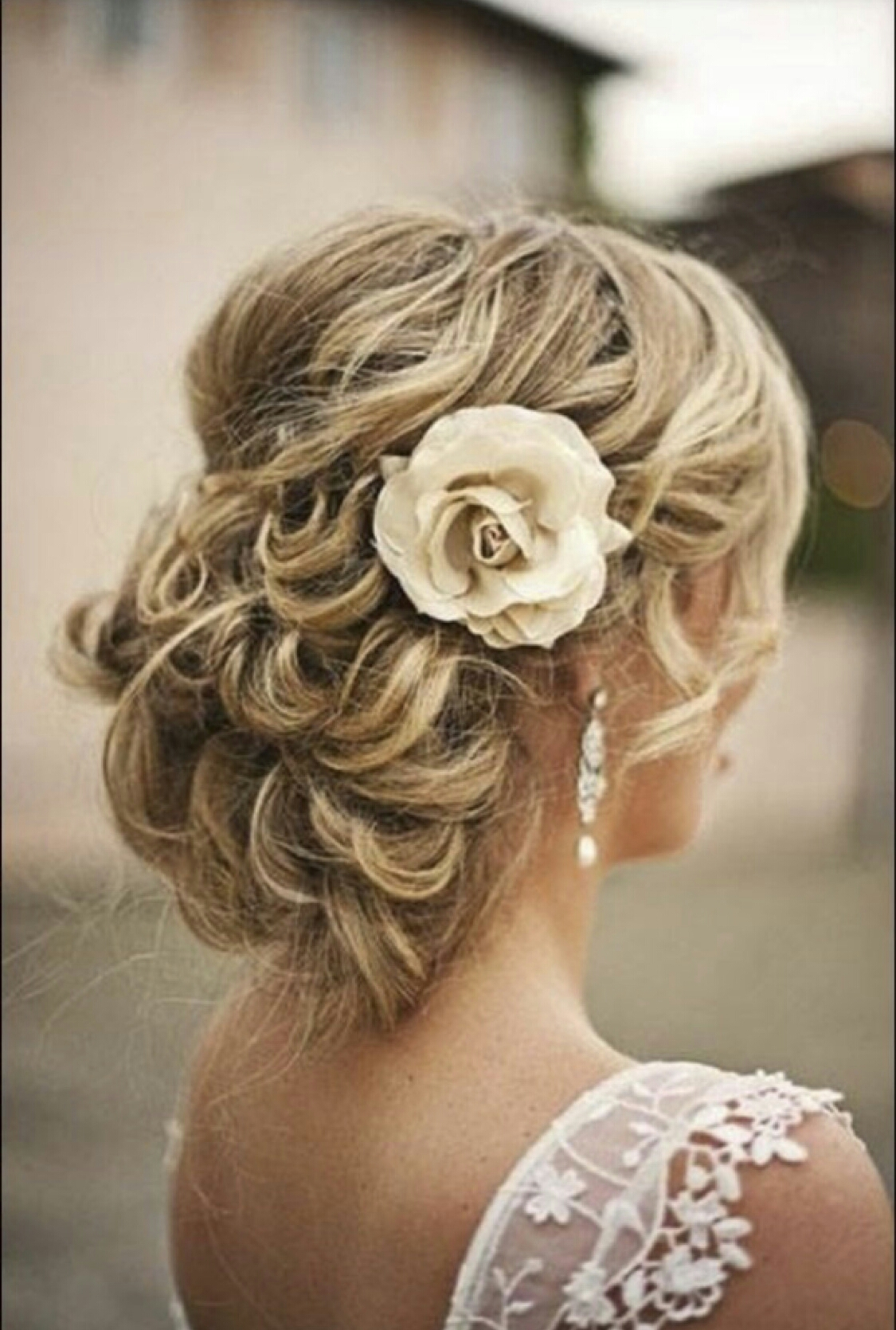 Loose updos for weddings i recreated this popular updo